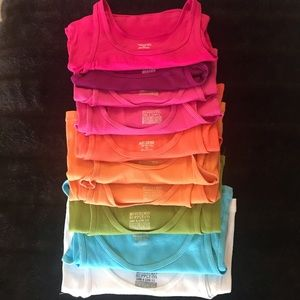 Mossimo Long and Lean Tank Tops!!!